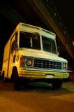 Mauvais camion de crême glacée Image stock