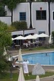 Mauvais _pool de Blumau Photographie stock libre de droits