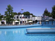 Mauvais _pools de Blumau Photo stock