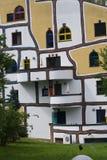 Mauvais _wall de Blumau Photographie stock