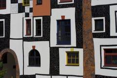 Mauvais _windows de Blumau Image libre de droits