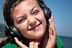 Mauvaise musique Image libre de droits