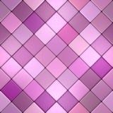 Mauve винтажная мозаика Стоковые Фото