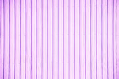 Mauve corrugated metal sheet texture background Stock Image