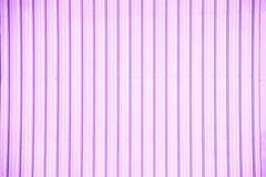Mauve corrugated metal sheet texture background Stock Image