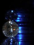 Mauve Disco globe Stock Photos
