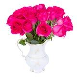 Mauve roses posy Royalty Free Stock Image