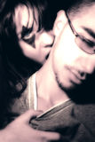 Maux d'amour Photos libres de droits