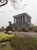 Mauzoleum Ho Chi Minh zdjęcia royalty free