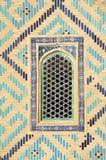 Mauzoleum Khoja Ahmed Yasavi w Turkistan, Kazachstan Zdjęcie Stock