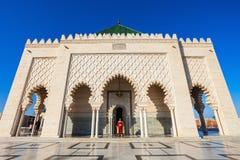 Mauzoleum Mohammed V Zdjęcie Stock