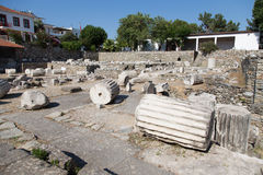 Mauzoleum przy Halicarnassus Obraz Stock