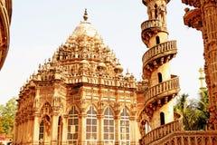 Mauzoleum Wazir Junagadh, Mohabbat Maqbara pałac juna Obrazy Stock
