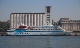 Mavi Marmara Cruise Ship stock photo
