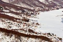 mavrovo македонии озера Стоковые Фотографии RF