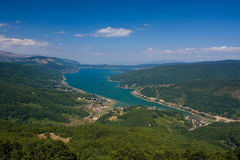 Mavrovo Lake Stock Photos