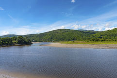 Mawddach Estuary Stock Photography