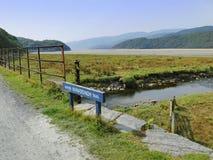 Mawddach trail wales Royalty Free Stock Photos