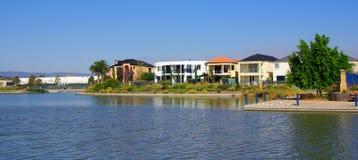 Mawson Lakes Architecture Royalty Free Stock Image