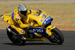 Max Biaggi Royalty Free Stock Photo