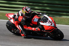 Max Biaggi Aprilia RSV4 Aprilia Racing Team stock image