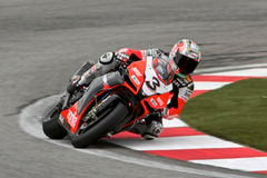 Free Max Biaggi No3 Aprilia Stock Photos - 10424693