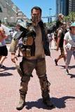 Max Character pazzo a San Diego Comic-Con International 2016 fotografia stock