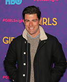 Max Greenfield Obraz Royalty Free