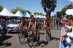 Max Jenkins de Kendra Cycling Team imagenes de archivo