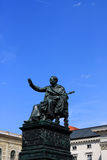Max-Joseph Platz, Munich Stock Photo