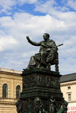 Max-Joseph Platz, Munich Stock Photography