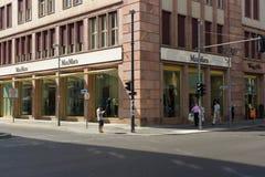 Max Mara butik na Friedrichstrasse Obrazy Royalty Free