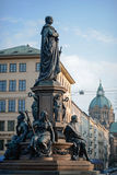 Max monument munich Royalty Free Stock Photography