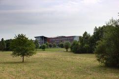 Max Planck Institute för plasmafysik Royaltyfria Foton