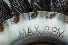 Max rpm Fotografia Royalty Free