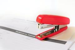 Max stapler Stock Photos