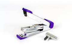 Max stapler on white background Royalty Free Stock Photos