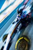 Max Verstappen Jerez 2015 Obrazy Stock