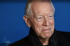 Max von Sydow Royalty Free Stock Photography