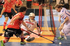 Max Wahlgren - floorball Stock Photography