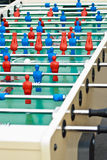 Maxi calcio-balilla della tavola Fotografie Stock