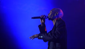 Maxi Jazz - Faithless Stock Photos