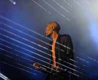 Maxi Jazz - Faithless Royalty Free Stock Images