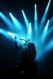 Maxi Jazz - Faithless Stock Images