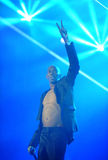 Maxi Jazz - Faithless Stock Photo