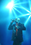 Maxi Jazz - Faithless Royalty Free Stock Photography