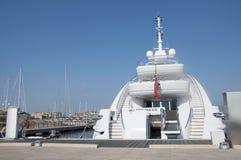Maxi yacht Royaltyfri Fotografi