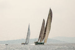 Maxi Yacht Rolex Cup éditorial Photo stock
