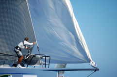Maxi Yacht Rolex Cup Stock Photos