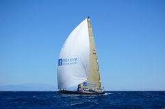 Maxi Yacht Rolex Cup Royalty Free Stock Photos